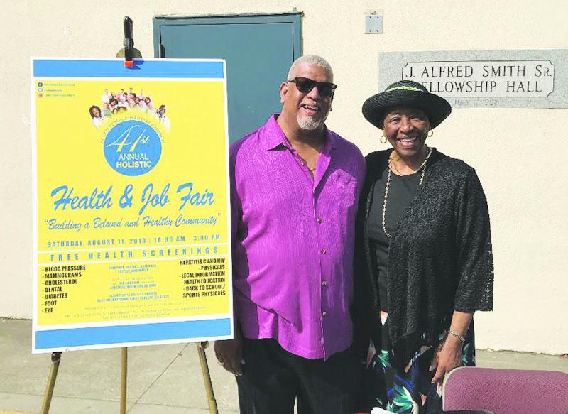 41st Annual Holistic Health & Job Fair, August 11 | Post