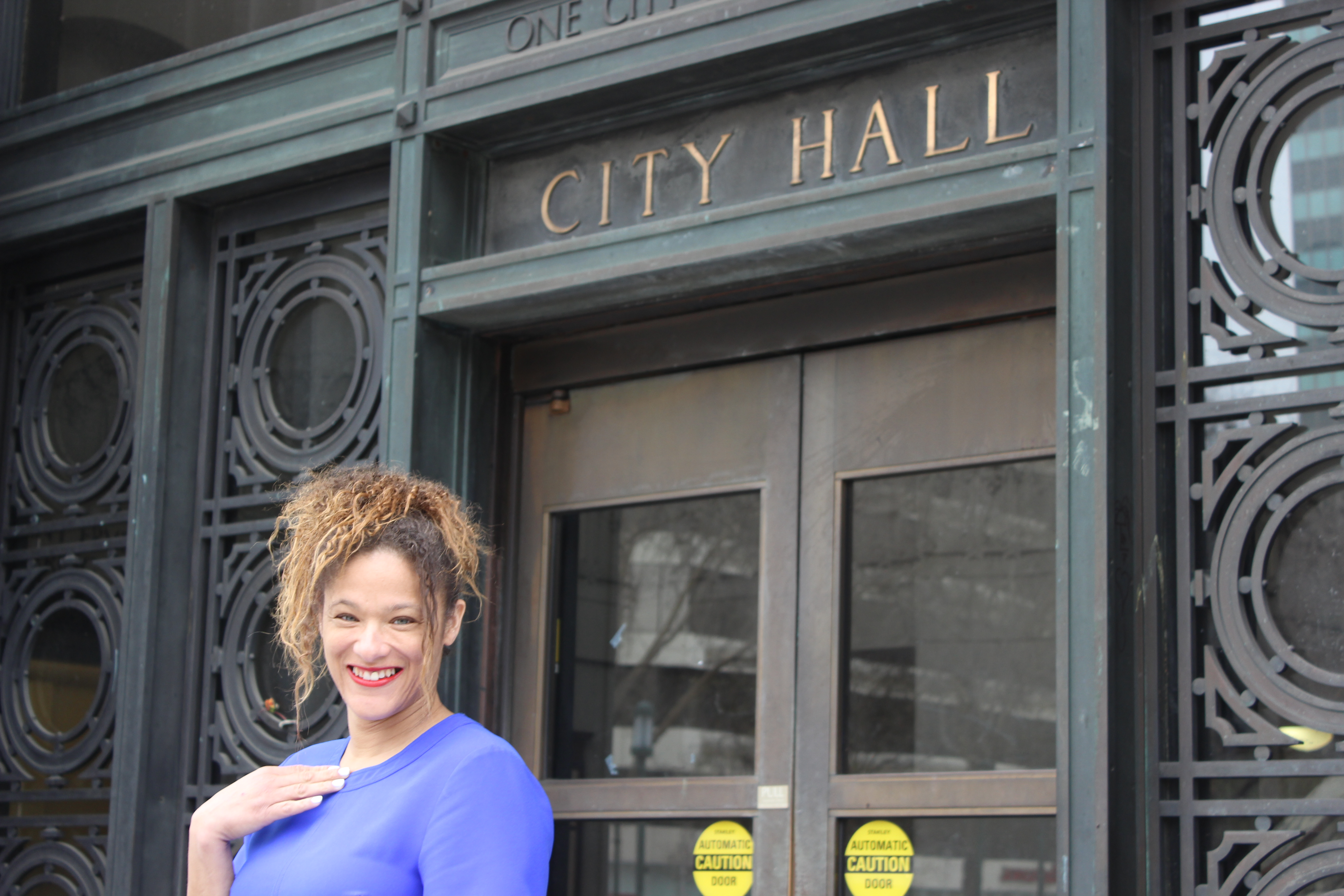 Meet Chanée Franklin Minor, Oakland's New 'Rent Board' Manager | Post News Group