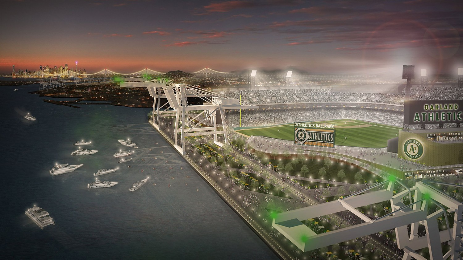 A's Struggle to Find New Home Base for Ballpark | Post News Group