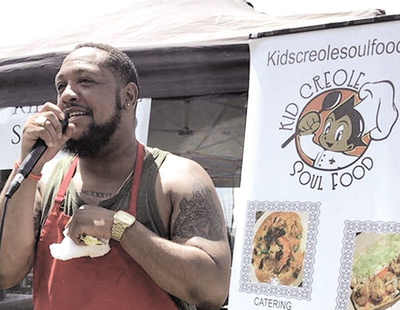 Nerd Turned Chef Gives Back to Black Community | Post News Group